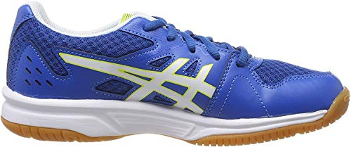 ASICS Upcourt 3, Scarpe da Squash Donna, Multicolore (Lake Drive/White 405), 42 EU