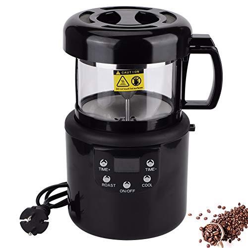 GWQDJ Elettrica Macchina di Tostatura di Chicchi di caffè, Tostatori di caffè con Funzione di Raffreddamento
