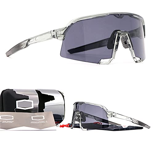 CYYS Gafas de Ciclismo Gafas de Sol Deportivas polarizadas, UV400 Protective Mountain Bike Pesca de béisbol
