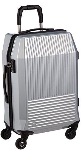 [プロテカ] スーツケース 日本製 フリーウォーカーD 60cm 59L 60 cm 4.1kg シルバー
