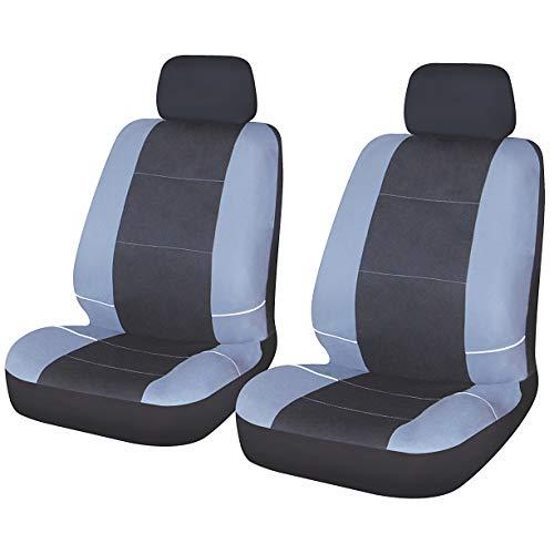 Sakura SS3633 - Juego de fundas para asientos delanteros de