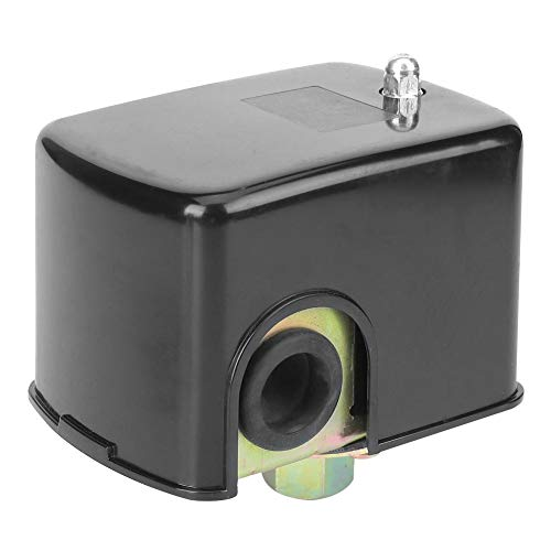 Wasserpumpendruckschalter, G1/4 '' 20~120PSI 230V Druckschalter Doppelfeder Wasserpumpendruckschalter
