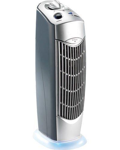 newgen medicals Professioneller 4in1-Luftreiniger mit Ionisator, für Räume bis 20 m²