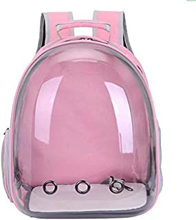 Pets Empire Cat Carrier Backpack Breathable Transparent Puppy Cat Backpack Cats Box Cage Small Dog Pet Travel Carrier Hand...
