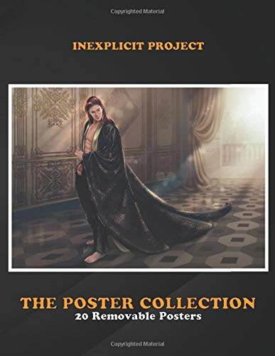Poster Collection: Inexplicit Project Oc Alagart Sadmore Fantasy