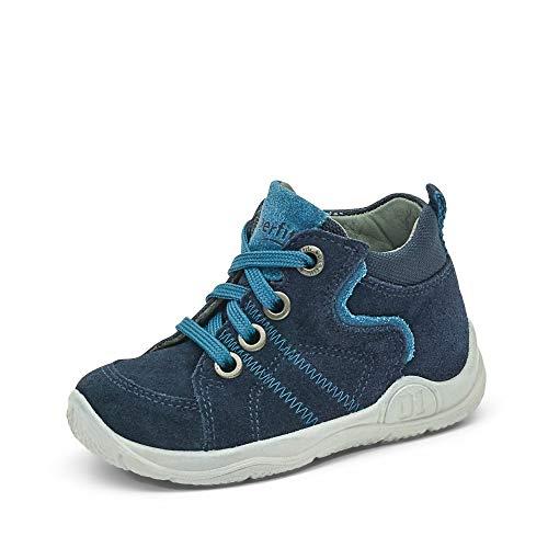 Superfit Baby Jungen Universe Lauflernschuh, Blau Blau 8000, 23 EU