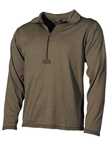 Militär a U.S. Army Unterhemd Level II Olive - Vert - Large