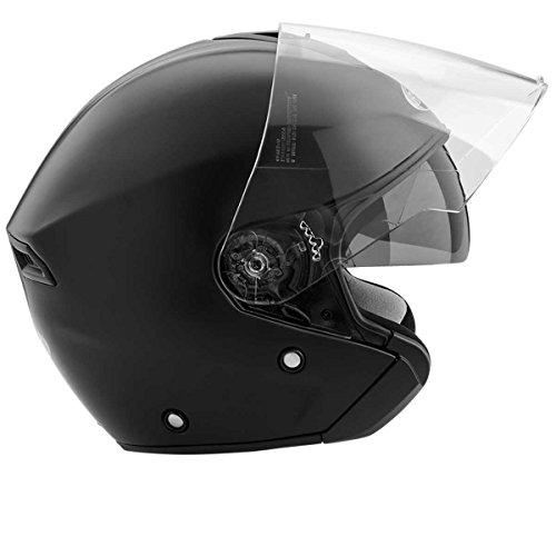 ROCC 180 Jethelm, Farbe matt-schwarz, Größe XL (61/62)