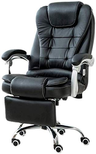 Shengluu Sillas De Oficina Las mesas y sillas de Ordenador Fórmula Silla de Oficina Juego de Carreras for el Juego de Trabajo Negro, Tamaño: 65X65X123CM 2020 Amazon