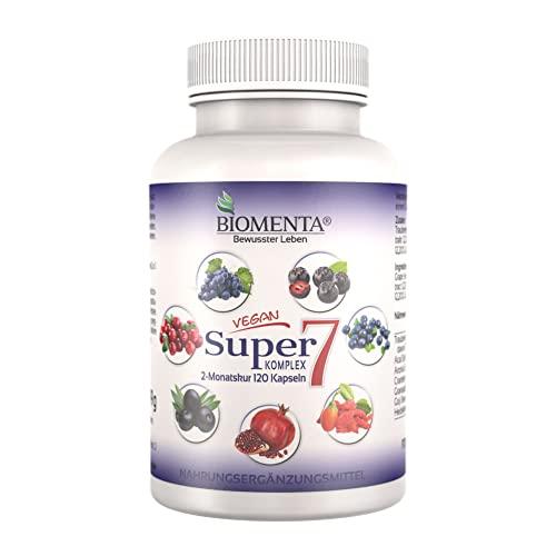 BIOMENTA Super7 – Früchte Mix Bild