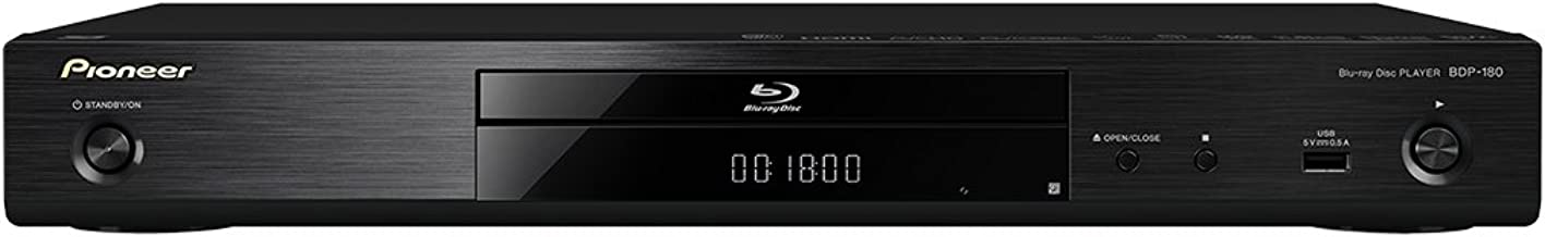 Pioneer Blu-ray player BDP-180-K 4K up-scaling / voice with a quick View With the Audio