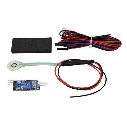 Kossel Delta Z axis 3D Stampante ad alta precisione Z-Probe Auto Bed Livellamento Sensore Kit 3D Touch Sensor per ugelli V6 e MK8 Hotend