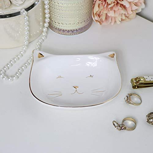 Melody Maison - Portagioie con viso di gatto