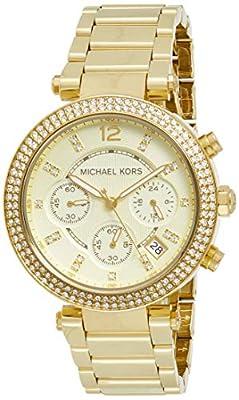 Michael Kors Parker - Reloj cronógrafo para Mujer