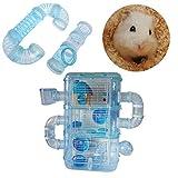 POPETPOP 2 stücke Hamster Rohr Spielzeug-Haustier DIY Verschiedene Spielzeug Spielplatz