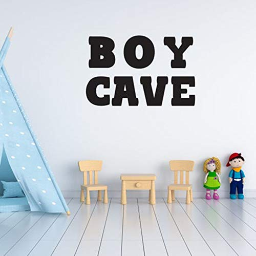 Boy Hole Vinyl Decal Wall Art Decoration Stickers Kindergarten Baby Newborn Kid Children Bedroom Home Decoration Word Mural