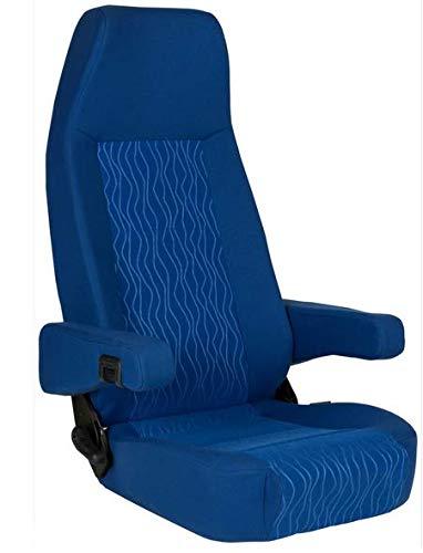 Sportscraft Pilotensitz S 5.1 Atlantik-Blau