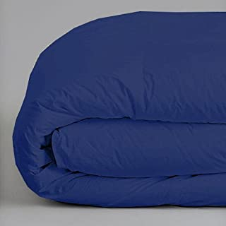 ienjoy Home Hotel Collection 1500 Series - Lightweight - Luxury Goose Down Alternative Comforter - Hotel Quality Comforter and Hypoallergenic - Full/Queen - Navy