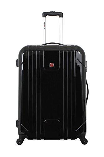 SwissGear Wiese 28 Inch Hardside Spinner Suitcase