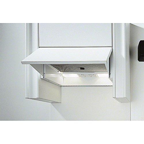 Electrolux DXL5530VI - Cubierta abatible con salida de aire