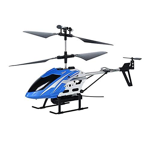 ZDYHBFE intelligente altezza fissa con 4K HD fotocamera lega RC aereo 4 canali elettrico RC elicottero 2.4G Wireless RC aereo all'aperto aereo aereo volo giocattolo
