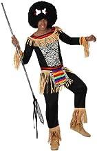 Atosa - Disfraz Indigena Zulu para hombre (M-L
