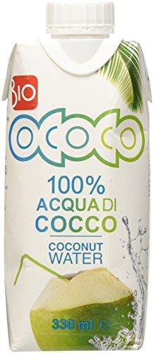 Ococo Acqua di Cocco Bio - 330 ml - [confezione da 3]