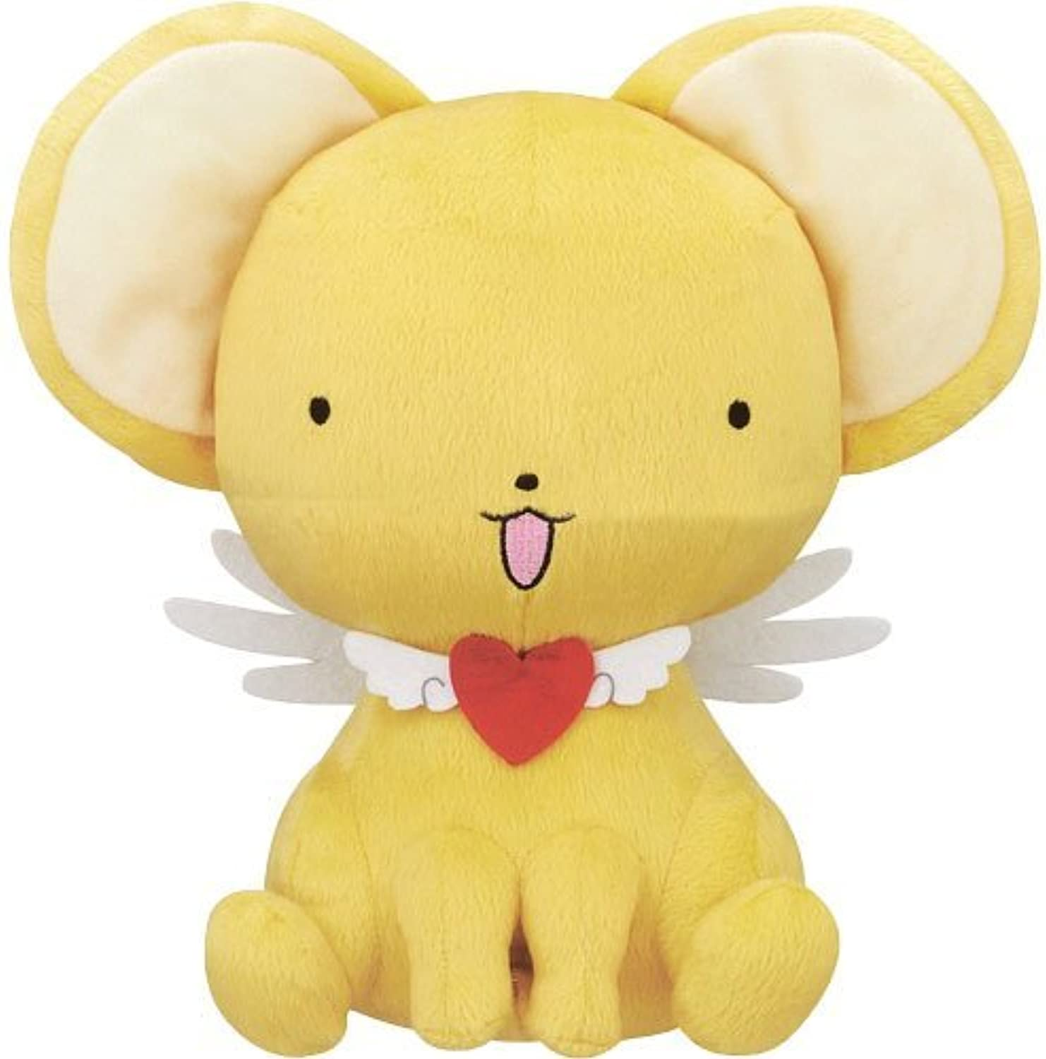 Card Captor Sakura Super DX Plush Toy  Cerberus appeared Hen  A front separately