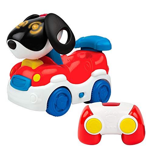 Winfun- hondenspeelgoed met licht en geluid (ColorBaby 46325)