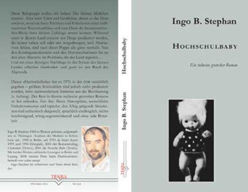 Hochschulbaby: Ein teilweise grotesker Roman