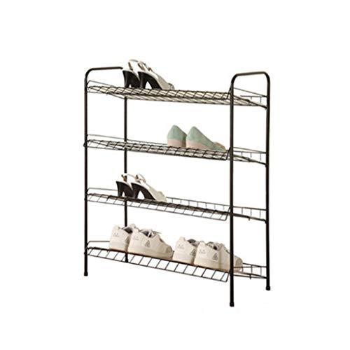 Zapatero Zapato simple para el hogar Estante para zapatos Gabinete Estante para almacenamiento en rack Estante combinado para zapatos Estante para zapatos Zapato para almacenamiento de polvo Zapatera