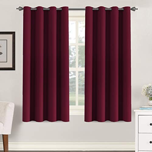 H. VERSAILTEX Thermal Insulated Blackout Curtains