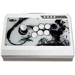 Qanba Q4 RAF S3 PS3/PC/Android/PC360(X-Input) Arcade Joystick (Saw)