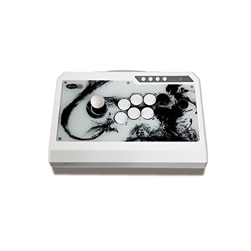 Qanba Q4 RAF S3 PS3/PC/Android/PC360(X-input) Arcade Joystick (SAW)