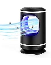 Ahlirmoy Lámpara AntiMosquitos Electrico, Lámpara Mosquito Electrico No tóxico/Sin radiación/Silencioso, Lámpara Anti Mosquitos para Dormitorio