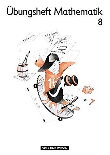 Übungsheft Mathematik - Ab Mittelstufe: 7./8. Schuljahr - Übungsheft 2 (Mein Mathematikbuch / Ab Mittelstufe)