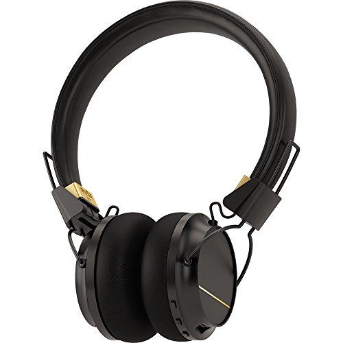 Sudio Regent Bluetooth Wireless Headphone - Black/Gold Metal