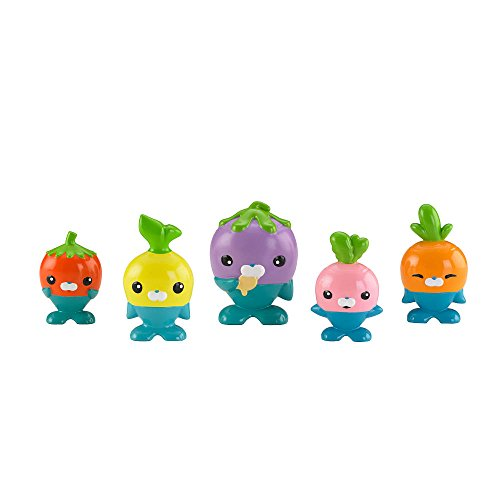 The Vegimals Figure 5 pack