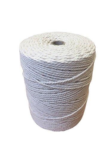 Macramé - Bobina hilo macramé algodón 3 mm 6 mm;