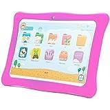 Innjoo Kids Tab Blanca Tablet WiFi 10'' IPS Protector Rosa TFT QUADCORE 16GB 1GB RAM CAM 2MP Selfies 0.3MP