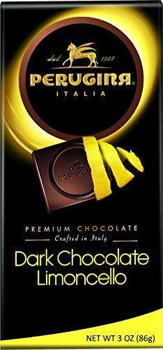 Perugina Dark Limoncello Bar, 3 Ounce (Pack of 12)