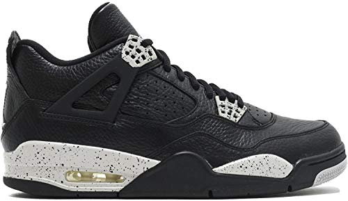 Nike Air Jordan 4 Retro LS, Zapatillas de Baloncesto para