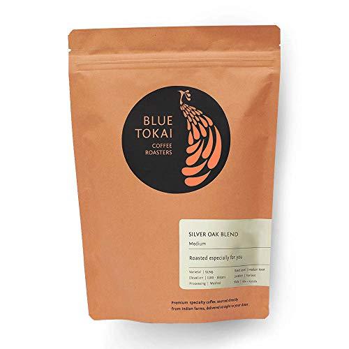 Blue Tokai Coffee Roasters Silver Oak Cafe Blend (Medium Roast) (French Press)
