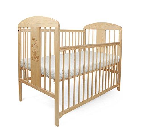 Lit pour Bébé à barreaux TOMI 20 -\
