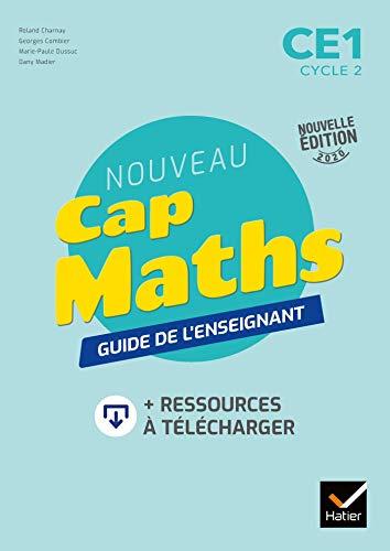 Cap Maths CE1 Éd. 2020 - Guide pédagogique + ressources à télécharger