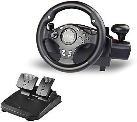 DOYO 270 Degree Rotation Pro Sport Racing Wheel for PS3/PS4/XBOX ONE/XBOX360 (PS4/nintendo_switch/xbox_one/microsoft_xbox_360/sony_playstation3)