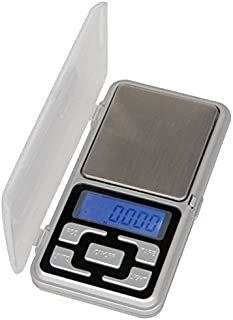Bilancia tascabile digitale portatile Elite da 200 g X 0.01g BESTOMZ Bilancia tascabile Bilancia multiuso multiuso utilizzabile come bilancia per gioielli