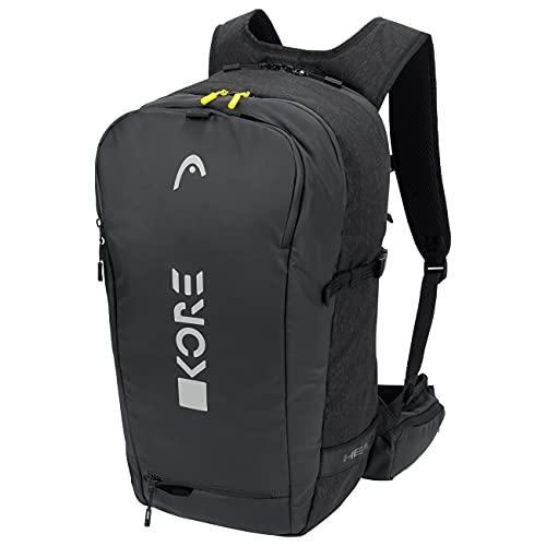 Head Kore Backpack, Borsa per Sci Unisex Adulto, Nero, Taglia Unica