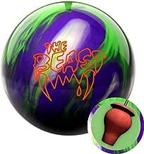 Columbia 300 Beast Purple/Lime/Silver Bowling Ball (15)
