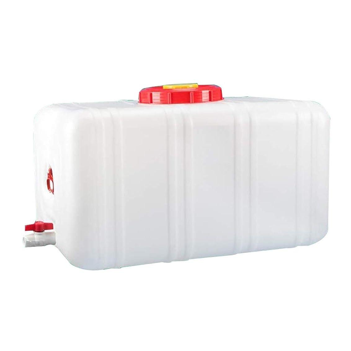 散るスマイル力学GMSX 携帯用水Tank、家族車の屋外の水Tankの厚いプラスチックキャンプの産業バレル、大容量および多数の指定 水タンク (Size : 110L)
